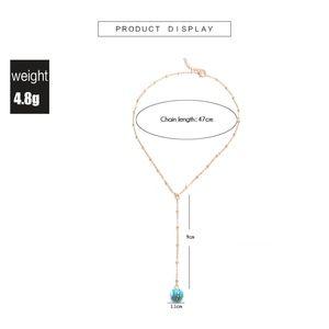Jewelry - Evil Eye 'Y' Lariat Necklace
